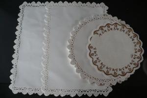Serwetki dekoracyjne perliste