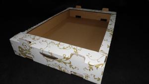 Pudełka kartonowe na ciasta i pączki 30x40 oraz 40x60