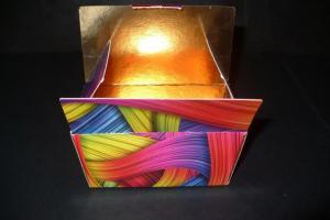 Pudełko na pralinki z serii 'Tęczowe'