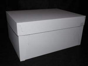 Pudełko na tort typu książka 32x42x20 wysokie