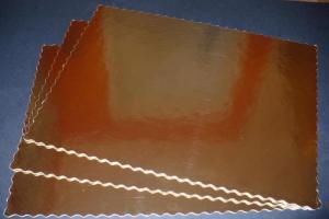 Podkłady prostokątne pod torty gram 1050
