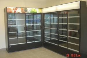 Kompleksowe wyposażanie sklepów w meble chłodnicze